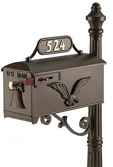 56 Best Mailboxes Images On Pinterest Mailbox Post Mail