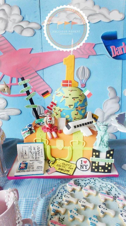 Best birthday cakes images on pinterest travel cake