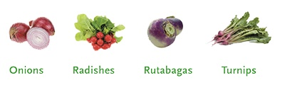 So, what's a root vegetable anyway? #healthy #kids #green