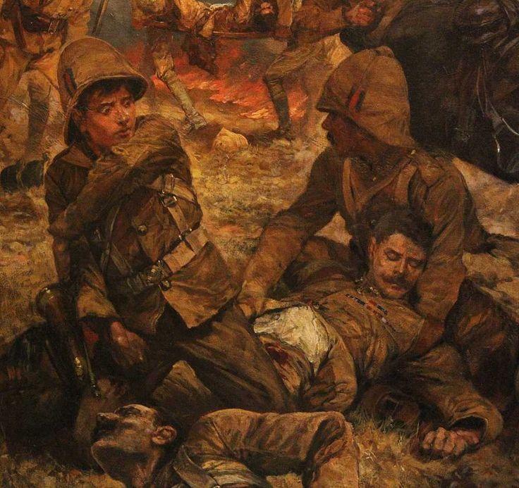 Anglo Boer War website - Boer War Forum - May 29, 1900 : Battle of Biddulphsberg (1/1)
