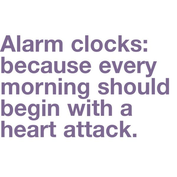 how to hear your alarm