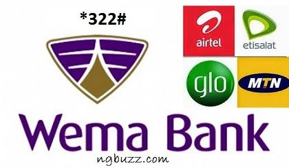 Wema Bank USSD Code For Quick Airtime Recharge Money Transfer