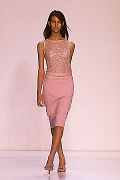 Halston Spring 2001 Ready-to-Wear Collection Slideshow on Style.com
