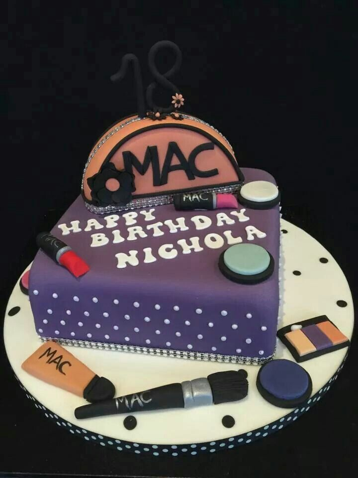 Do you think this birthday girl likes make-up?