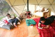 fforest | family friendly, eco camping in Wales