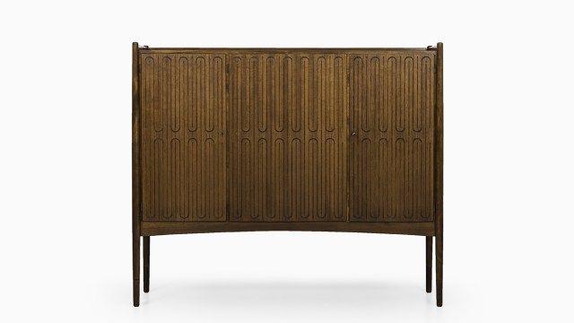 Mid century cabinet in the manner of David Rosén at Studio Schalling