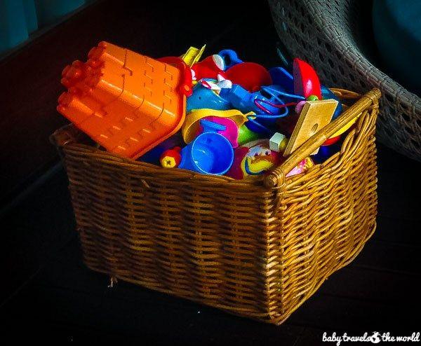 Box o'toys