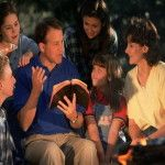 Difunden seis divertidos juegos familiares para cuando se va la luz