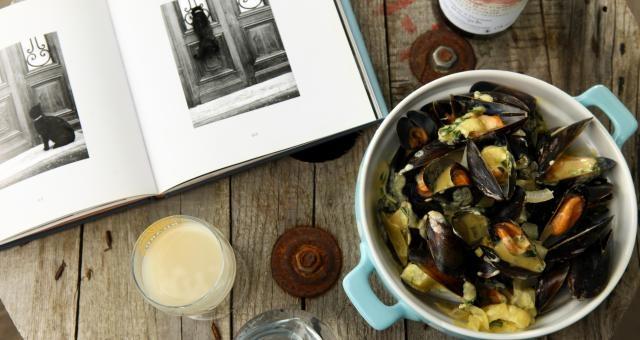 Mosselen Provençale met pastis - Recept | zesta.be