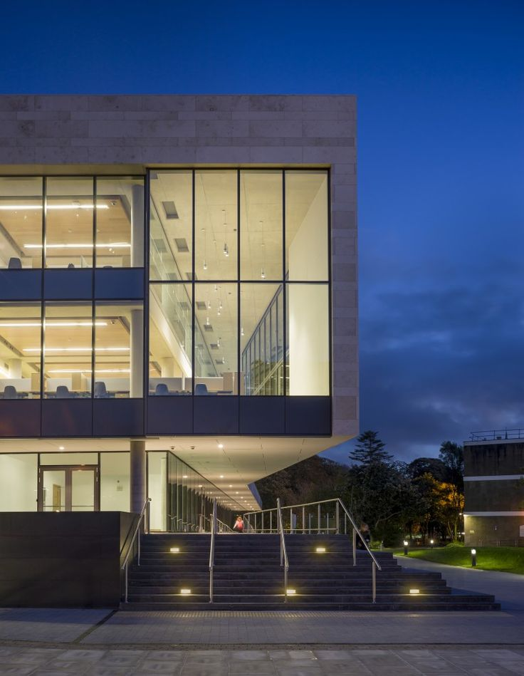 National University Of Ireland, Galway / Payette