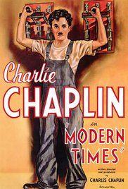 Tiempos modernos Poster