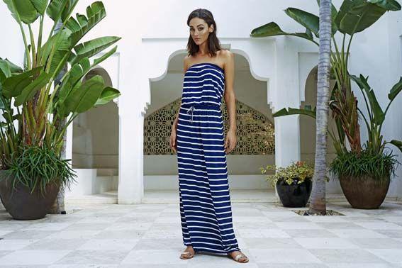 Anthea Strapless Maxi: https://www.picnicclothing.com.au/shop/anthea-strapless-dress/