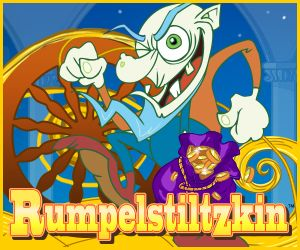 Rumpelstiltzkin.com  Fun adaptation of Fairytale by Brothers Grimm