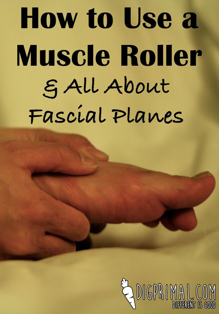 How to Use a Muscle Roller