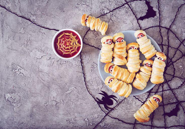 HalloweenFingerfood 6 einfache & tolle Rezepte desired