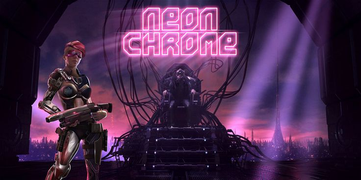 Independent game developer 10tons announced today the twin stick shooter game Neon Chrome supports native 4K resolution on Playstation 4 Pro. The update adding the enhanced resolution is available immediately. The game is priced $14.99 USD.
