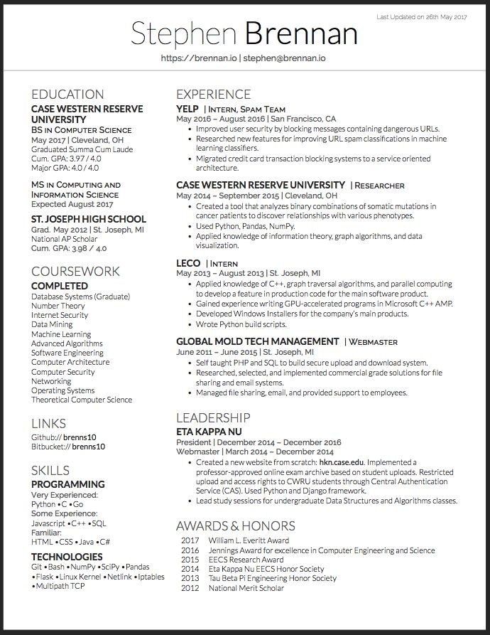 1902 best FREE RESUME SAMPLE images on Pinterest Free resume - resume undergraduate