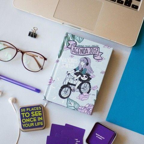 Agenda 2017 - Comprar en Cuadernos Mucho