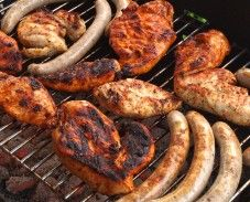BBQ Pack  – 4 people