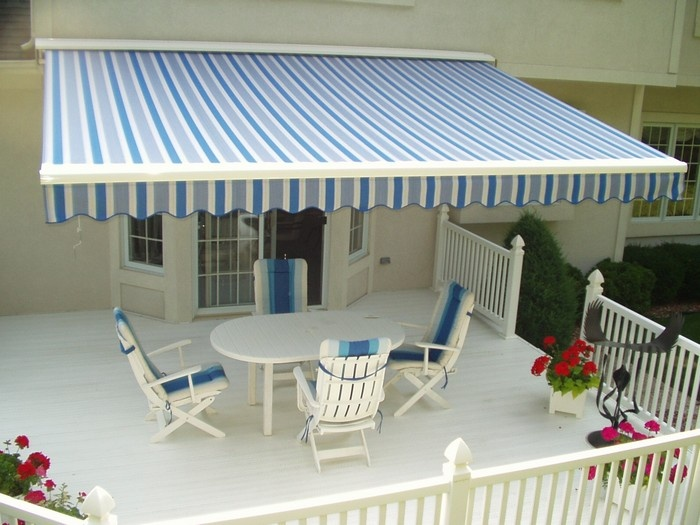 Decorative And Elegant Retractable Awning By Marygrove Awnings