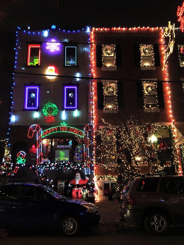 Philadelphia Christmas Lights