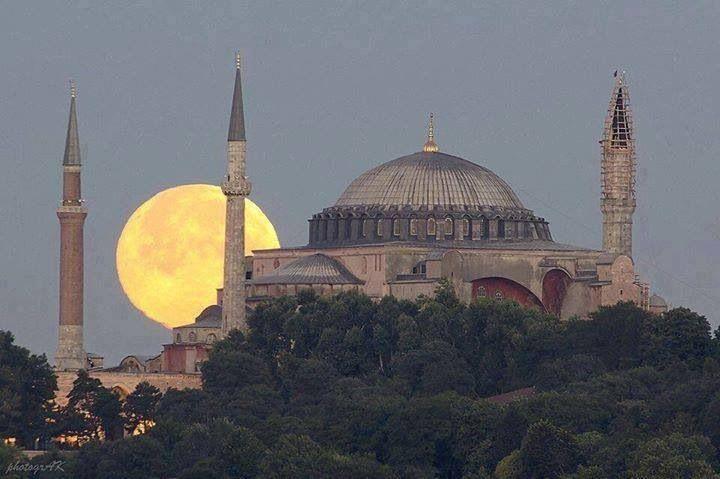Moskee, Turkey