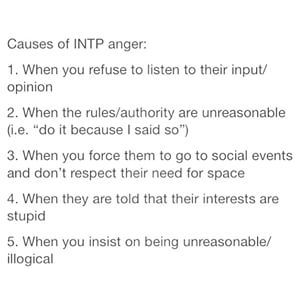 INTP, oh this is true