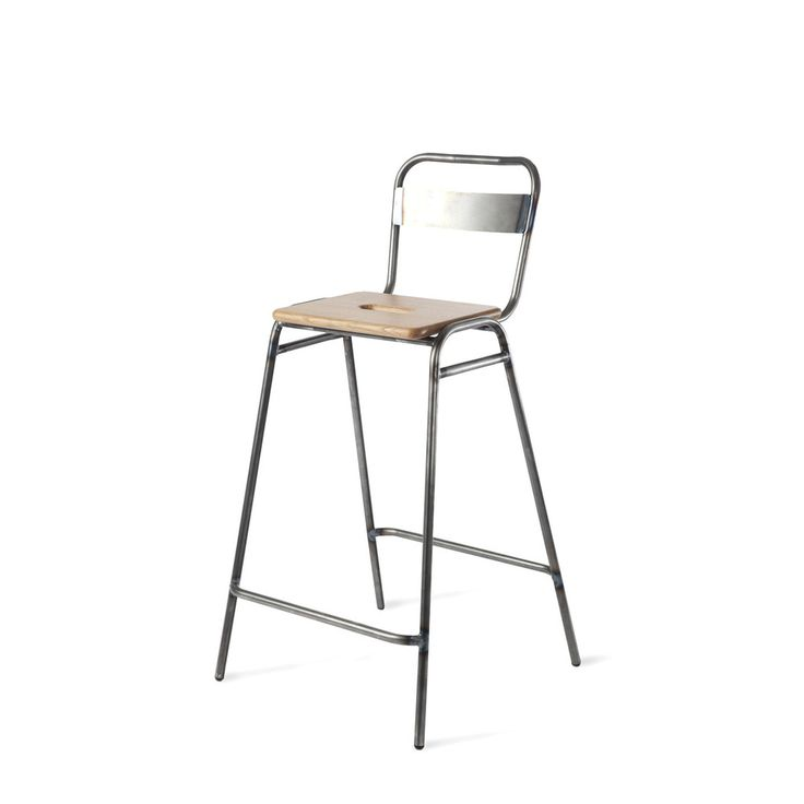 Raw Working Girl Cross Stool by David Irwin