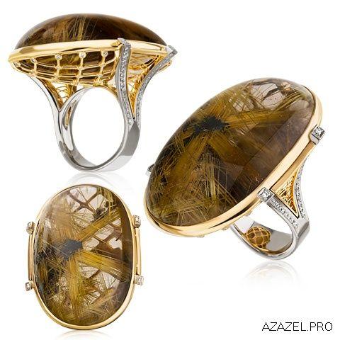 Перстень с Кварцем Ring with Quartz   #ring #арт #art #алмаз #перстень #москва #красота #колье #мода #diamond #fashion #woman #бусы #кольцо #jewelry #bijouterie #стиль #moscow #gemstone #exclusive #russia #украшения #эксклюзив #бижутерия #ювелир #top #modern #бриллиант #quartz #кварц