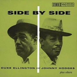 Duke Ellington & Johnny Hodges Side By Side 2LP 45rpm 200g Vinyl Analogue Productions QRP USA - Vinyl Gourmet