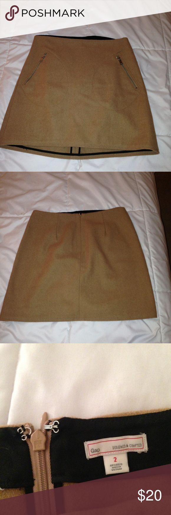 Gap knit skirt worn once. gap skirt GAP Skirts