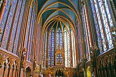 Photo de Sainte-Chapelle, Paris 01, PA00086001