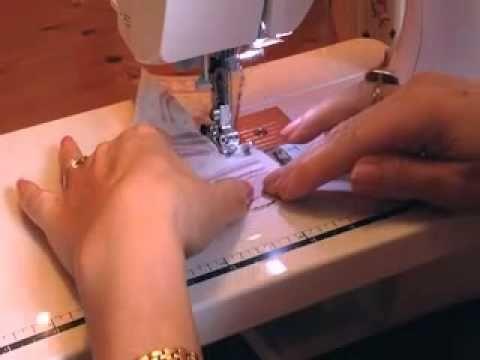 Makower UK mini stocking bunting advent panel - YouTube