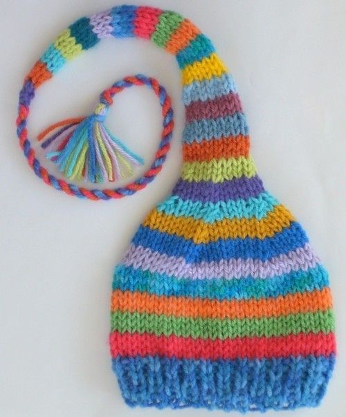 See this on Ella in her favorite colors.  This will be fun to make with her.
