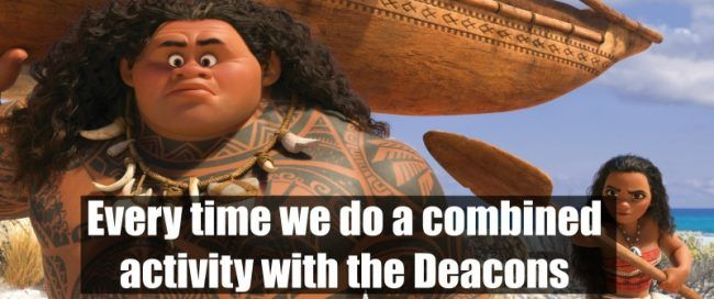 The Best Mormon Memes from the Disney Movie Moana - LDS S.M.I.L.E.