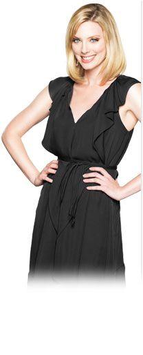 """April Bowlby as Stacy Barrett in """"Drop Dead Diva"""""""