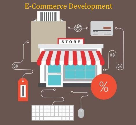 Raise your business online through E-Commerce Website
