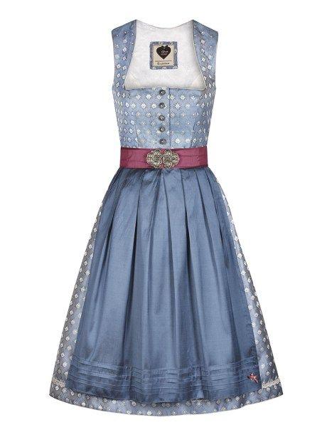 Alpenherz - Dirndl Sophie-blau-499€