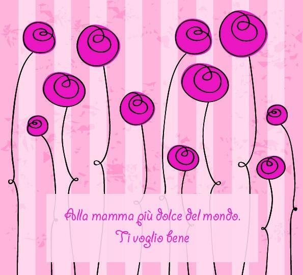 Mamma più dolce del mondo
