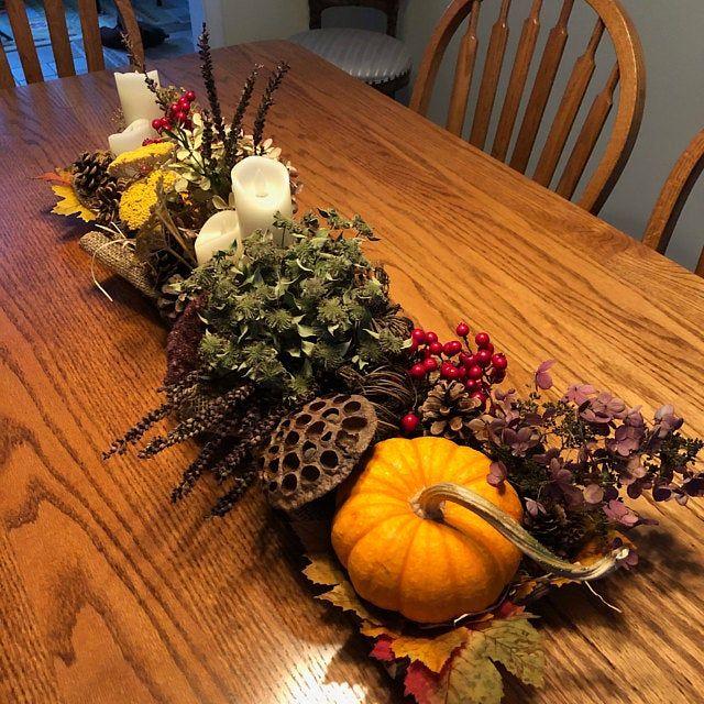Centerpiece Tray Rustic Centerpiece Tray Holiday Centerpiece Etsy Rustic Centerpieces Christmas Table Decorations Centerpiece Holiday Centerpieces