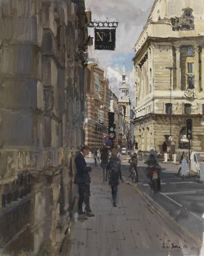 Peter Brown NEAC: Pictures | Plein air painting ...