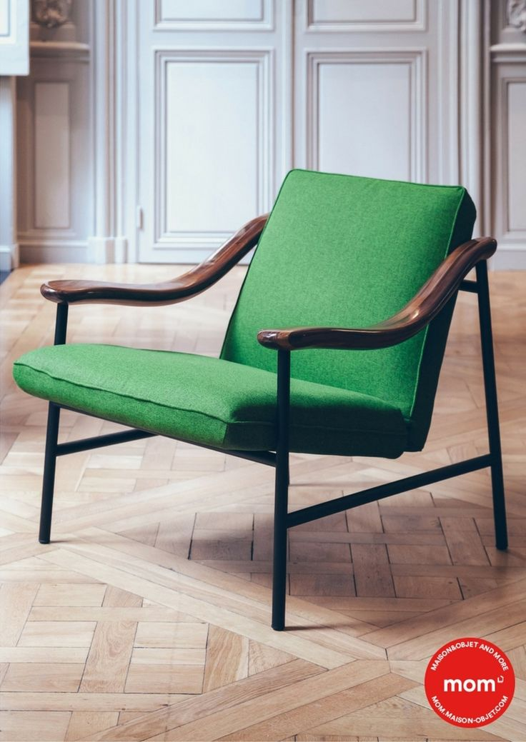 Russell Lounge Chair By Studio Brichet Ziegler For Versant Edition.