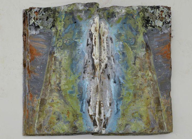 Anselm Kiefer, 'Under der Linden', 2013