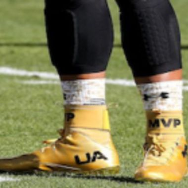 Gotta Love Jim Fassel Saying That Cam Newton's Super Bowl Shoes Made Cam Soft