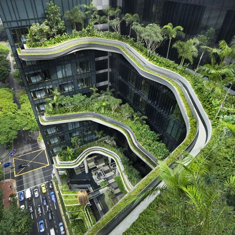PARKROYAL on Pickering by WOHA | Singapore
