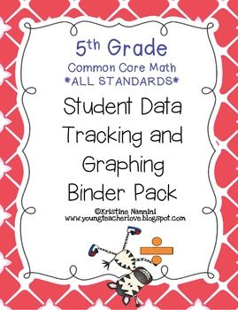 "These Student Data Tracking Binders are an easy-to-implement system.  Put students in charge of tracking their own learning and data! With this Student Data Tracking Binder, your students will monitor their own growth and progress using standards based assessments (also found in my store), rate and date their learning using Marzano's Levels of Thinking/Understanding, and keep track of ""I can"" statements or learning targets as they progress through the Common Core Standards."