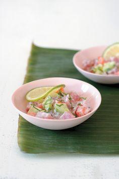 750 grammes vous propose cette recette de cuisine : Poisson cru à la tahitienne traditionnel. Recette notée 4/5 par 5 votants