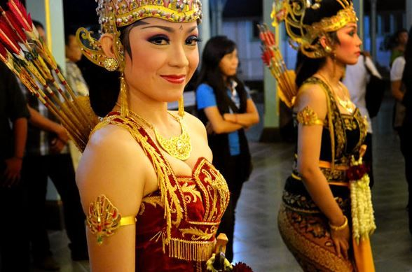 Solo, Central Java, the center of Javanese Culture.