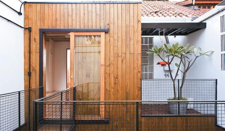 Uma casa de vila de 135 m² com luz e amplitude de sobra - Casa