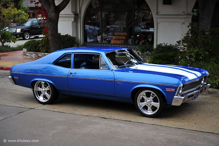 Beautiful Chevy Nova